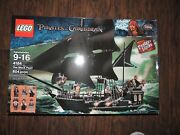 New Lego Pirates Of The Caribbean Black Pearl 4184 , Sealed