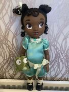 Disney Store Animators Collection Toddler Doll - Tiana - First Edition