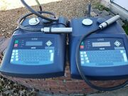 Lot Of 2 Linx 4800 Inkjet Printers Selling As Parts