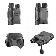 Binocular Digital Night Vision With Hd Video Recording Infrared Day And Night 1pc