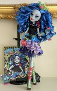 Monster High Sweet Screams Ghoulia Yelps Doll And Accessories