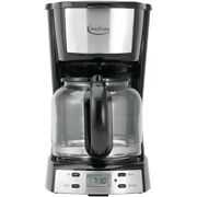 Betty Crocker Bc-2809cb 12-cup Stainless Steel Coffee Maker Wacbc2809cb