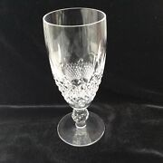 """''colleen"""" Short Stem. - By Waterford -- Champagne Flute - 12 Available -"""