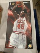 Enterbay Rm-1054 Michael Jordan 45 1/6 Scale White 3000 Limited Home Iandrsquom Back Ud