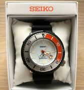 Vintage Seiko Prospex Beams Diverand039s Solar V147-0by0 Menand039s Watch Used Authentic