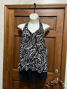 Dreamshaper Miraclesuit Ozzie Tankini Swimsuit Hard To Be Leaf 20 New A350675
