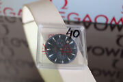 100 Genuine Omega Blue Dial For Seamaster Chronograph Olympic Games Collection