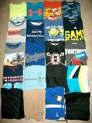 Guc Lot Of 20 Boys Size 10 12 Spring Summer Name Brand Adidas Nike 631