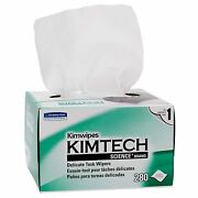 Kim Wipes Disposable Cloth Task Wipes Lint Free 4.5 X 8.5 34155 6 Pack 1680 Ct