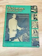 July 1941 Metronome Modern Music And It's Makers Magazine Vaughn Monroe