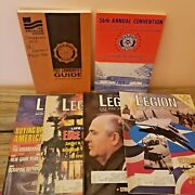 American Legion Post Commander's Guide, Magazines And Report Of Officers 56th Ann.