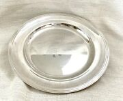Christofle Albi Large Serving Tray Platter Charger Plate Silver Plated Rrp Andpound850