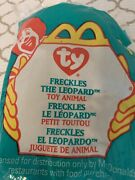 Ty Mcdonalds Beanie Babies Sealed 6 Collectible Toys Happy Meal Vintage Rare