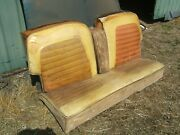 1955 1956 Ford Crown Victoria Rear Seat