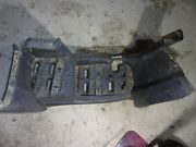 2005 Bombardier Outlander Max 400 4wd Right Floorboard Footwell Foot Rest Guard
