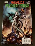 Marvel What If Featuring Planet Hulk 1 -1st Appearance Skaar Son Of Hulk Vf+