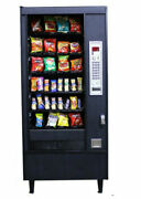 Automatic Products Ap6600 Snack Vending Machine Nayax Card Reader Free Shipping