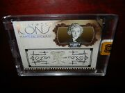 2008 Donruss Celebrity Cuts Marilyn Monroe Patch Card Hollywood Icons 83/100