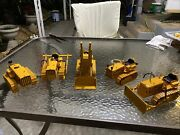 Caterpillar Diecast Collection Lot Of 5 Cat D2 Limited 1of100 Very Rare