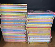 The Babysitters Club Lot 50 Books - Ann Martin - 1-30 Supers More