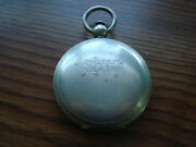 A Nice U.s. Military Eng Dept Ww-1 1918 Compass By Taylor W-16