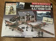 King And Country Wwii Raf055 Walmington On Sea King Flying Club
