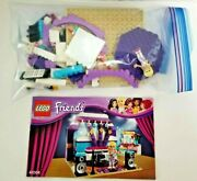 Lego Friends 41004 Rehearsal Stage 100 Complete W/ Manual And Minifigure