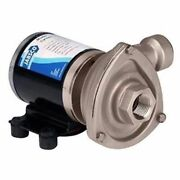 Jabsco 12volt Low Pressure Cyclone Centrifugal Water Pump 50840-0012 Boat