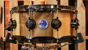 Dw Collectorand039s Limited Edition Tasmanian Snare Drum - 5.5x14 - So1188927