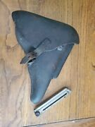 Ww2 German P08 Luger Holster 1939 Date. Magazine And Tool Included.