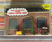 1992 Shining Time Wooden Thomas Train 1st Year Single Engine Shed New