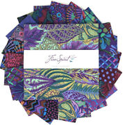 Kaffe Fassett Collective Emperor 10 Inch Charm Pack Quilt Shop Quality Fabric