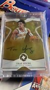 2018-19 Opulence Trae Young Rookie Auto Autograph Rc /25 Hawks Ssp