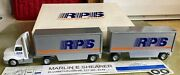 Rps Trucking Roadway Package System Doubles Winross Truck