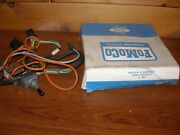 1965-1970 Nos Ford Mustang Fairlane Emergency Flasher Switch And Wire Harness