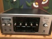Vintage Pioneer H-r100 8-track Stereo Player Recorder. Good Working Condition.