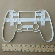 Video Game Controller Shape Giant Biscuit Cookie Cutter Large Big Jumbo Stencil
