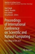 Proceedings Of International Conference On Scientific And Natur... 9789811615276