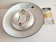 Spare Parts For Halogen Torchiere Floor Lamp -used But In Great Condition