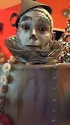 Wizard Of Oz Tin Man Costume Theatre Halloween Party Authentic Custom Made