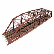 Central Valley 1900 - 200ft Double Track Heavy-duty Laced Parker Truss Bridge...