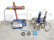 Depo Heat Shrink Tool Presetter Fixture W/ Cooling Fixture And Attachments