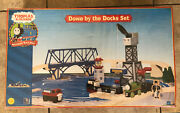 Learning Curve Wooden Thomas Train Down By The Docks Set New Sealed