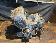 Xs400 Engine Cases Assy. Running Condition Look At Photos Read Description