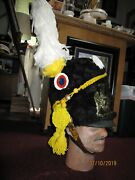 A Very Nice Reproduction Of Napoleon's Grenadier Guard's Hat 1810