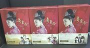 Korean Wave Empress Ying Two Loves Oath Of Tears Dvd Boxi Blu-ray Box3 Story 30