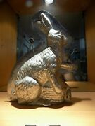 Bunny Easter Chocolate Mold Mould  Molds Vintage Antique Rabbit