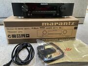Marantz Nr-1604 Slim 7.1 Home Theater Receiver Hdmi - Excellent Tested With Box