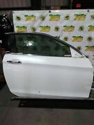 Passenger Front Door Electric Coupe Lx Fits 13-17 Accord 2636302