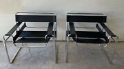 2 Marcel Breuer Wassily Chairs - Salt Lake City Or Los Angeles